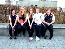 1. Mädchen U18 - Kreisliga